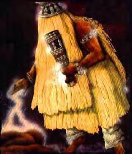 Resultado de imagem para obaluaye